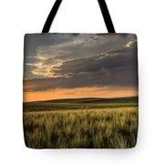 Storm Clouds Saskatchewan Tote Bag