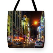 42nd Street Nyc 3.0 Tote Bag