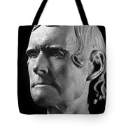 Thomas Jefferson (1743-1826) Tote Bag