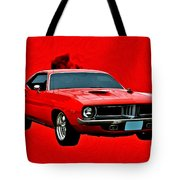 440 Charger Tote Bag