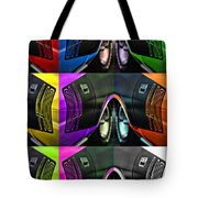 440 Cuda Billboard Pop Tote Bag
