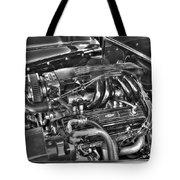 48 Chevy Block Tote Bag