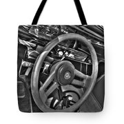 48 Chevy Convertible Interior Tote Bag