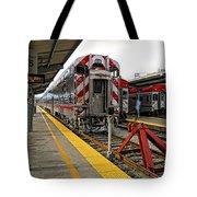 4th And King St. Caltrains Station - San Francisco Tote Bag