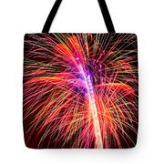 4th Of July - Independence Day Fireworks Tote Bag
