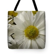 A Bouquet Of Chrysanthemums Tote Bag
