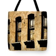 Above Galisteo Tote Bag