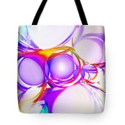 Abstract Of Circle  Tote Bag