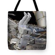 Astronaut Participates Tote Bag