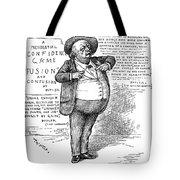 Benjamin Butler (1818-1893) Tote Bag