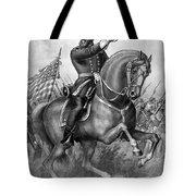 Benjamin Harrison Tote Bag