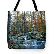 Big Hunting Creek Upstream From Cunningham Falls Tote Bag