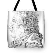 Claude-louis Berthollet, French Chemist Tote Bag