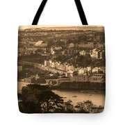 Falmouth Harbour  Tote Bag
