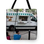 Food Trucks  Tote Bag