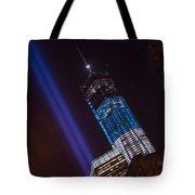 Ground Zero Freedom Tower Tote Bag