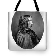 Harriet Beecher Stowe Tote Bag by Granger