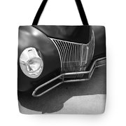 Hot Rod Front Tote Bag