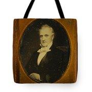 James Buchanan, 15th American President Tote Bag