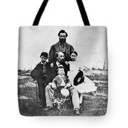 Jefferson Davis (1808-1889) Tote Bag