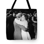 Jimmy Carter (1924- ) Tote Bag