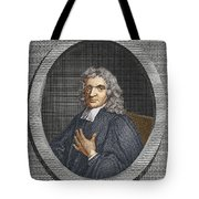 John Flamsteed, English Astronomer Tote Bag