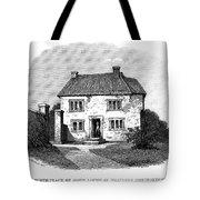 John Locke (1632-1704) Tote Bag