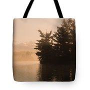 Lake Of The Woods, Ontario, Canada Tote Bag