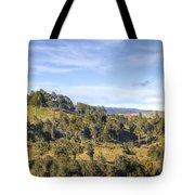 Landscape Tote Bag by Les Cunliffe
