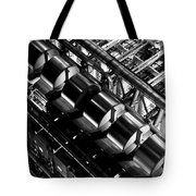 Lloyd's Building London Abstract  Tote Bag