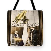 Maria Mitchell American Astronomer Tote Bag