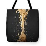 Mentos And Soda Reaction Tote Bag