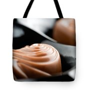 Milk Chocolate Tote Bag