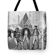 New York: Draft Riots, 1863 Tote Bag