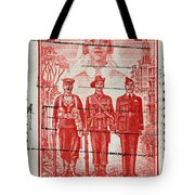 old Australian postage stamp Tote Bag