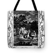 Plague Of London, 1665 Tote Bag