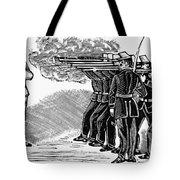 Posada: Firing Squad Tote Bag