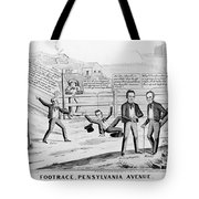 Presidential Campaign, 1844 Tote Bag