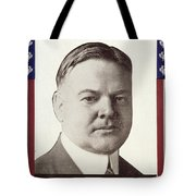 Presidential Campaign, 1928 Tote Bag