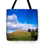 Rock Of Cashel, Co Tipperary, Ireland Tote Bag by The Irish Image Collection