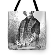 Samuel Adams (1722-1803) Tote Bag