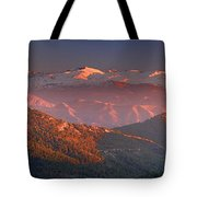 Sierra Nevada Tote Bag