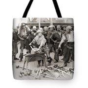 Silent Film Still: Pirates Tote Bag