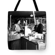 Silent Film Still: Stores Tote Bag