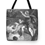 Sir Humphrey Gilbert Tote Bag
