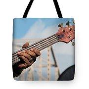 5-string Bass Tote Bag
