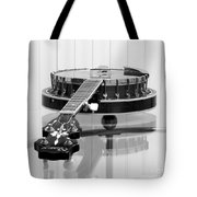 5-string On Glass Tote Bag