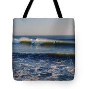 Surfers Make The Ocean Better Series Tote Bag