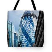 The Gherkin London Tote Bag