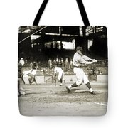 Walter Perry Johnson Tote Bag